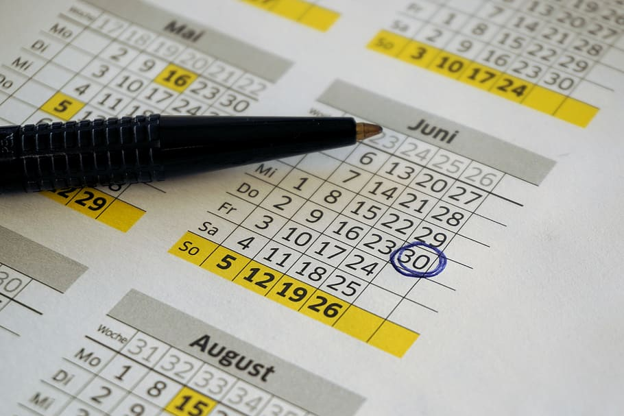 04/06/2020 Plazos de aprobación y presentación de Cuentas Anuales